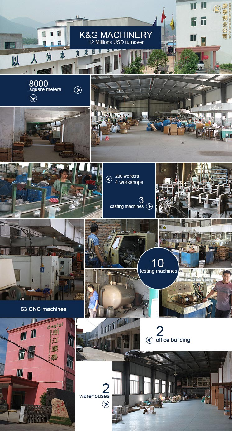 Shanghai K&G machinery Co.,Ltd