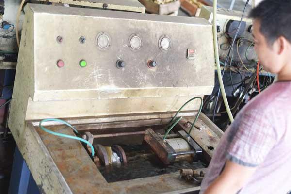 Aluminum camlock coupling pressure test