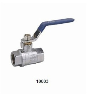10003 BRASS BALL VALVE