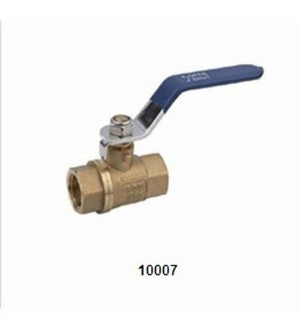 10007 BRASS BALL VALVE