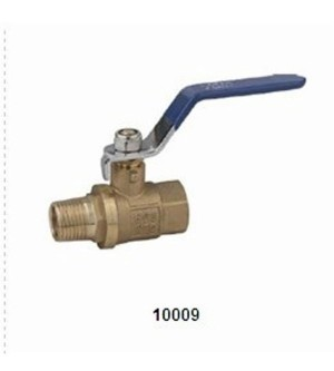 10009 BRASS BALL VALVE