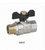 10017 Brass Ball Valve