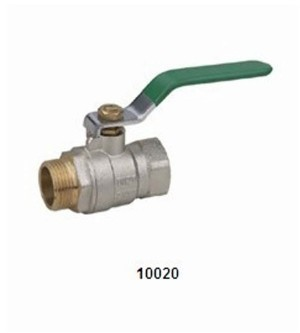 10020 Brass Ball Valve