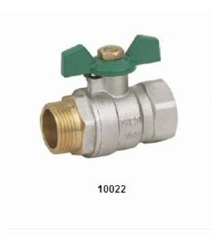 10022 Brass Ball Valve