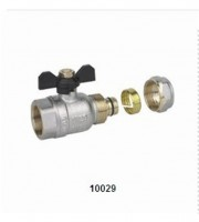10029 BRASS BALL VALVE (MULTILAYER PIPE)