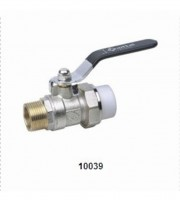10039 BRASS BALL VALVE (PPR PIPE)
