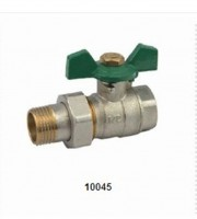 10045 BRASS BALL VALVE (MANIFOLD FITTINGS)
