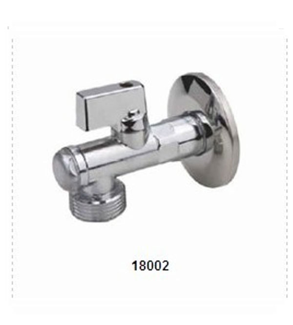 18002 BRASS ANGLE VALVE WITH FILTER