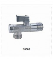 18008 BRASS ANGLE VALVE WITH FILTER