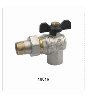 18016 BRASS ANGLE VALVE(MANIFOLD FITTINGS)
