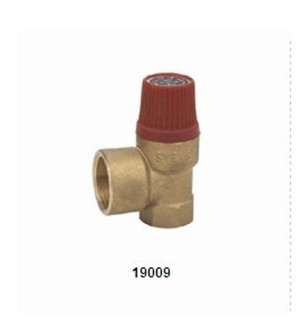 19009 DIAPHRAGM SAFETY RELIEF VALVE