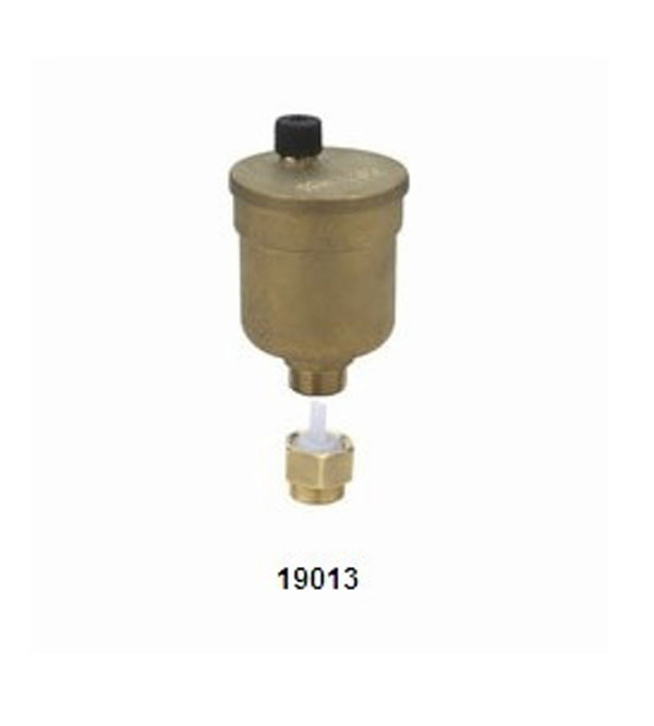 19013 AUTOMATIC AIR VENT WITH VERTICAL DISCHARGE