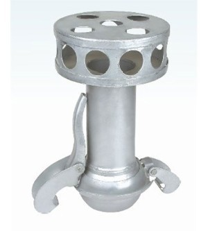 Bauer Coupling With Strainer