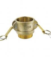Brass Camlock Coupling Type B
