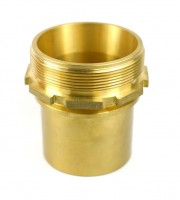Brass TW hose tail coupling GA