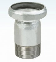 Female Bauer Coupling With Thread