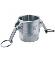 Stainless Steel Camlock Fitting Type D