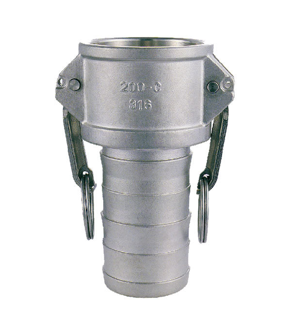 Stainless Steel Camlock Fitting Type C