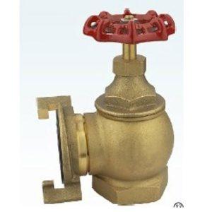 23002 Brass Hydrant