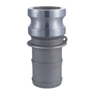 Aluminium Camlock Coupling Type E