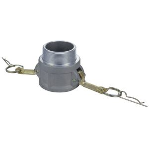 Aluminium Camlock Fitting Type B
