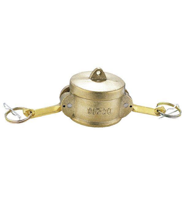 Brass Camlock Coupling Type DC