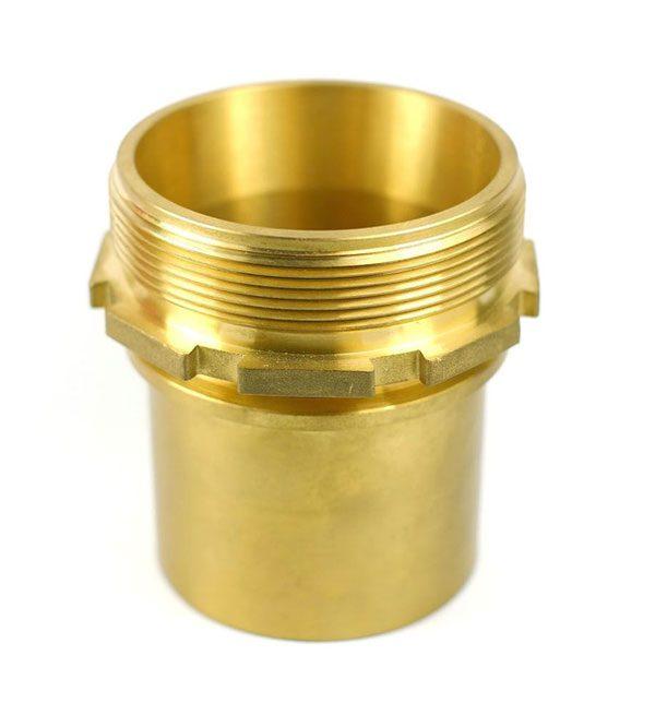 Brass TW hose tail coupling-GA