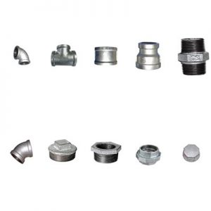 Maleable Iron fittings