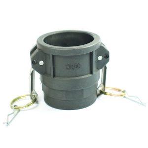 PP camlock coupling type D