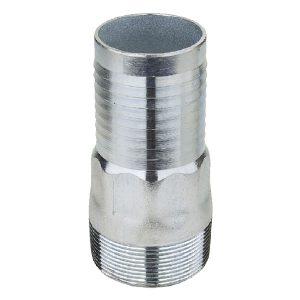 Steel Combination Nipple