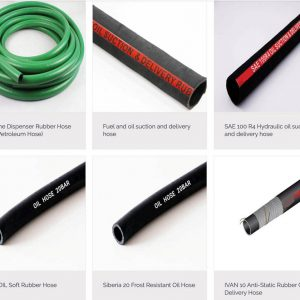 Rubber Oil Hose
